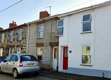 Thumbnail 2 bed terraced house for sale in St Johns Street, Hayle, Cornwall.