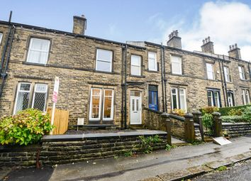 3 bed terraced house for sale in Imperial Road, Edgerton, Huddersfield HD1