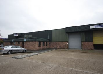 Thumbnail Warehouse to let in Eastways Industrial Estate, Witham