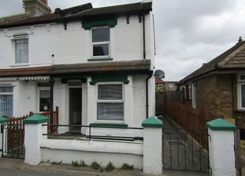 Thumbnail 3 bed end terrace house to rent in Cambridge Road, Clacton-On-Sea, Essex
