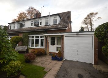 Thumbnail 2 bed semi-detached house for sale in The Spinney, Wakefield, West Yorkshire