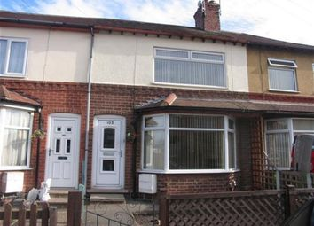 Thumbnail 2 bed terraced house to rent in Robinet Road, Beeston, Nottingham