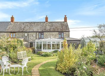 Thumbnail 2 bed semi-detached house for sale in Limpers Hill, Mere, Warminster, Wiltshire