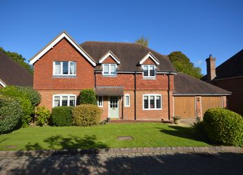 Thumbnail 4 bed detached house for sale in Hunters Gate, Nutfield, Redhill