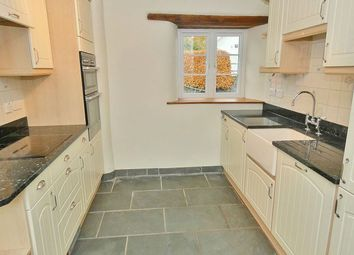 Thumbnail 2 bed detached bungalow for sale in Sampford Courtenay, Okehampton