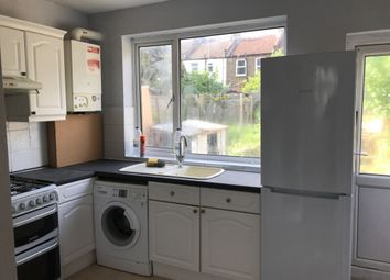 Thumbnail Terraced house to rent in Saxon Road, Ilford
