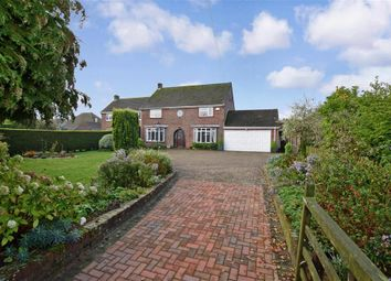 Thumbnail 4 bed detached house for sale in Bewsbury Cross Lane, Whitfield, Dover, Kent