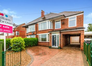 Thumbnail 4 bedroom semi-detached house for sale in East Bawtry Road, Whiston, Rotherham