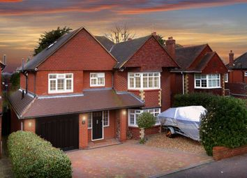 Thumbnail 5 bed detached house for sale in Hillside, Banstead, Surrey