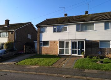 3 bed semi-detached house to rent in Templeside, Temple Ewell, Dover CT16