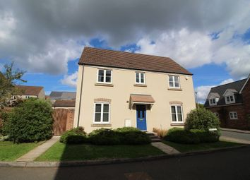 Thumbnail 4 bed detached house for sale in Fishers Mead, Long Ashton, Bristol