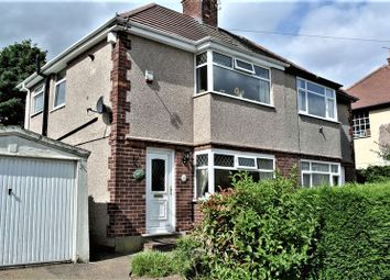 Thumbnail 2 bed semi-detached house for sale in Mayfair Avenue, Mansfield