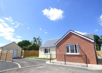 Thumbnail 3 bed detached bungalow for sale in Plot 5, Bowett Close, Hundleton, Pembroke