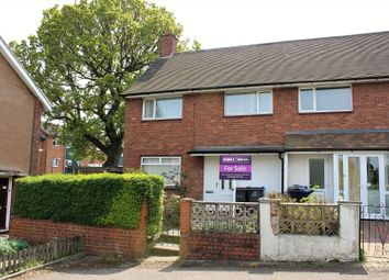 Thumbnail 3 bed end terrace house for sale in Rennie Grove, Birmingham