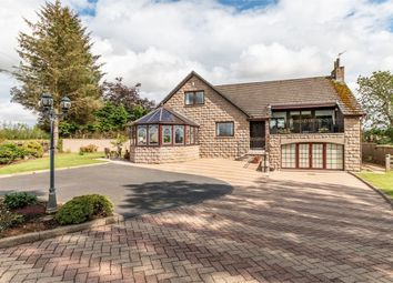 Thumbnail 4 bed detached house for sale in Meikle Wartle, Meikle Wartle, Inverurie, Aberdeenshire