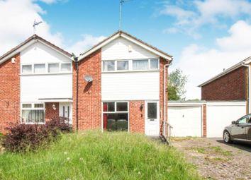 3 bed semi-detached house for sale in Briar Lea Close, Sinfin, Derby DE24