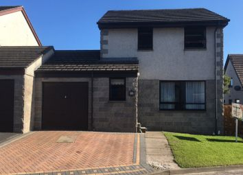 Thumbnail 3 bed link-detached house for sale in Craighead Avenue, Portlethen, Aberdeen, Aberdeenshire