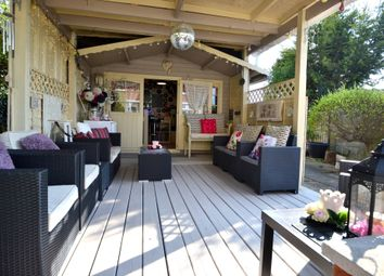 Thumbnail 3 bed end terrace house for sale in Highfields, Great Yeldham, Halstead