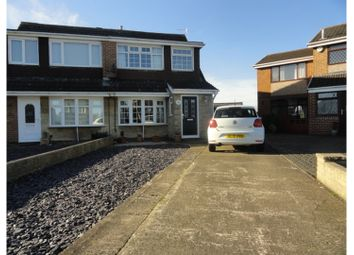 Thumbnail 3 bed semi-detached house to rent in Surbiton Road, Fairfield