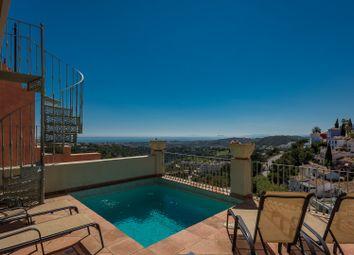 Thumbnail 4 bed villa for sale in La Heredia, Benahavis, Malaga Benahavis