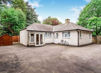 Thumbnail 2 bed bungalow for sale in Manor Road, Oadby, Leicester