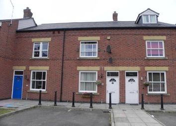 Thumbnail 3 bed terraced house for sale in Irlam Street, Wigston, Leicestershire