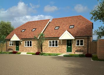 Thumbnail 3 bedroom bungalow for sale in Wightwick Close, Staplehurst, Tonbridge