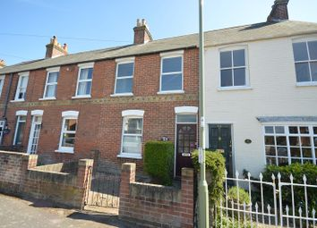 Thumbnail 3 bed terraced house to rent in Western Road, Lymington