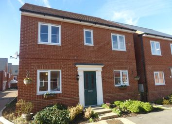 Thumbnail 4 bedroom detached house for sale in Sika Gardens, Three Mile Cross, Reading