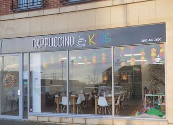 Thumbnail Restaurant/cafe for sale in Cappuccino Kids, Unit Sea Winnings Way, South Shields