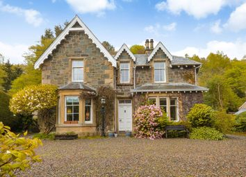 Thumbnail 4 bed detached house for sale in St Fillans, Comrie