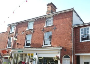 Thumbnail 2 bed flat to rent in Thoroughfare, Halesworth, Suffolk