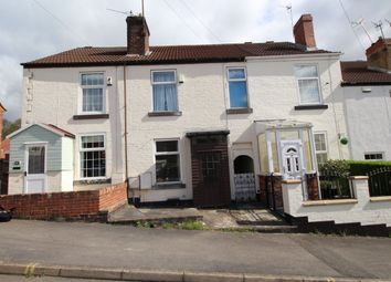 Thumbnail 2 bed terraced house for sale in Fowler Street, Old Whittington, Chesterfield