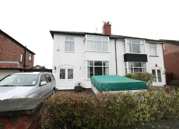 Thumbnail 3 bed semi-detached house for sale in Mallee Crescent, Churchtown, Southport