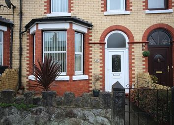Thumbnail 3 bed terraced house to rent in Coed Coch Road, Old Colwyn, Colwyn Bay