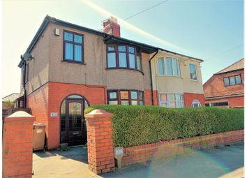 Thumbnail 3 bed semi-detached house for sale in Sharoe Green Lane, Preston