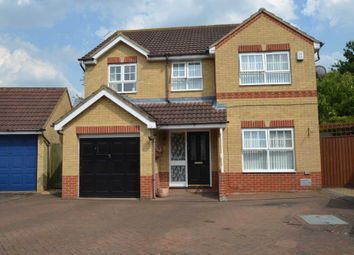 Thumbnail 4 bedroom detached house for sale in Great Linch, Middleton, Milton Keynes