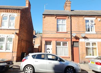 Thumbnail 2 bed terraced house for sale in Farringdon Street, Off Humberstone Road, Leicester