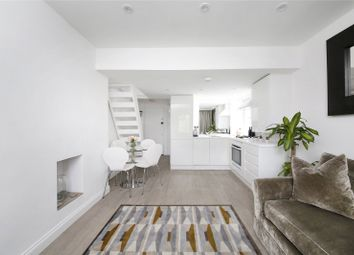Thumbnail 1 bed flat for sale in Baldry Gardens, Streatham