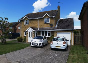 Thumbnail 3 bedroom detached house for sale in Lark Rise, Newport