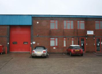 Thumbnail Warehouse to let in Unit F Grovebell Estate, Farnham, Surrey