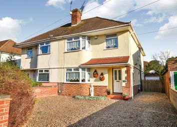 Thumbnail 4 bed semi-detached house for sale in Furze Road, Thorpe St. Andrew, Norwich