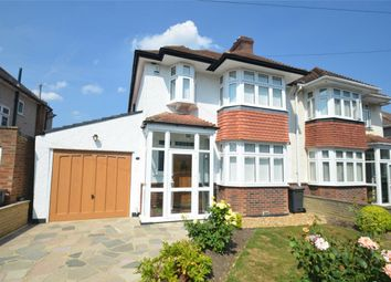 Thumbnail Semi-detached house for sale in Lake Road, Shirley, Croydon