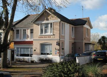Thumbnail Hotel/guest house for sale in Crimdon Dene Guest House, Torquay