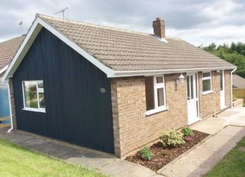 Thumbnail 2 bed detached bungalow for sale in Keyworth Drive, Forest Town, Mansfield