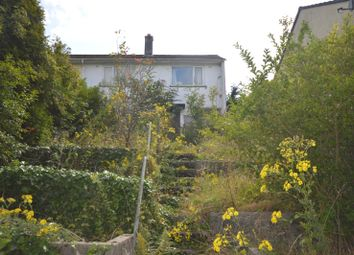 Thumbnail 3 bed end terrace house for sale in St. Pancras Avenue, Plymouth, Devon