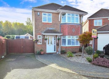 Thumbnail 4 bed detached house for sale in Galena Close, Sittingbourne, Kent