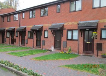 Thumbnail 1 bed flat to rent in Izaak Walton Street, Stafford