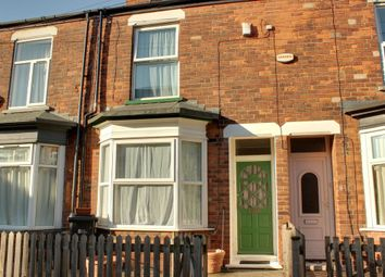 Thumbnail 2 bed terraced house for sale in Bethnal Green, Beverley Road, Hull