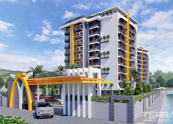 Thumbnail 1 bed apartment for sale in Avsallar, Alanya, Antalya Province, Mediterranean, Turkey
